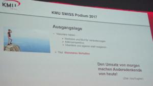 Ausgangslage KMU SWISS