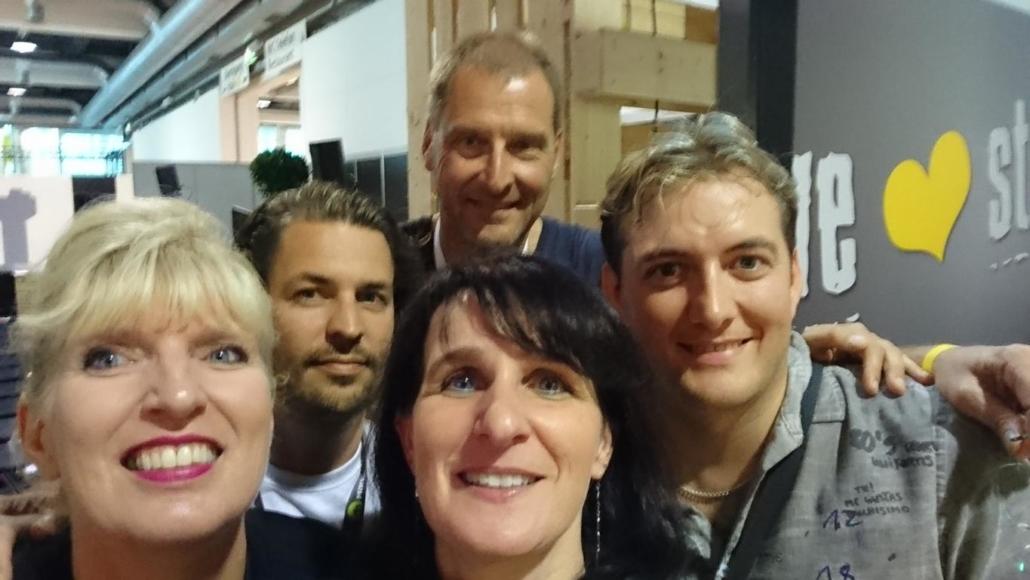 Martina Dalla Vecchia-Pascal Rüeger-Martin Dalla Vecchia-Helene Umiker-Stefan Murawski
