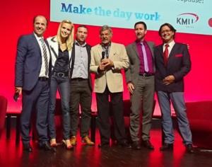 Podium Gäste KMU SWISS