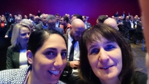 wuk-Swiss-Sales-Forum-Sunita und Helene