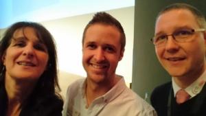 wuk-ch-KMU-Swiss-Forum-Promiselfie-Tom-Luethi-und-Mirko-Ganarin-Helene-Umiker