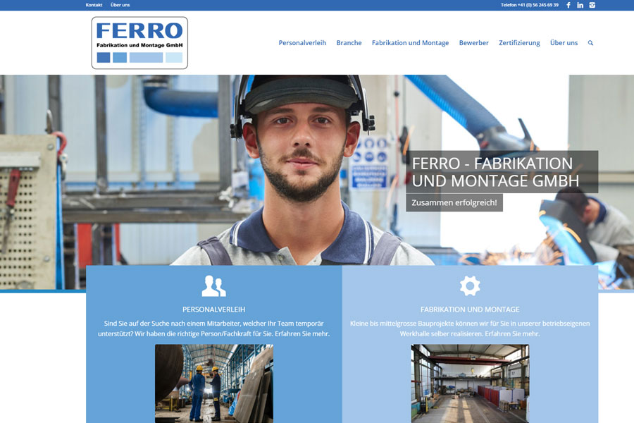 web-updates-kmu-gmbh-wuk-ch-kundenprojekte-Ferro_GmbH