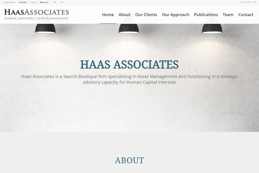 web-updates-kmu-gmbh-wuk-ch-kundenprojekte-Haas-Associates