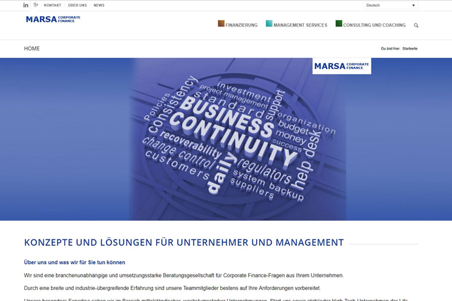 web-updates-kmu-gmbh-wuk-ch-kundenprojekte-marsa-corporate-finance