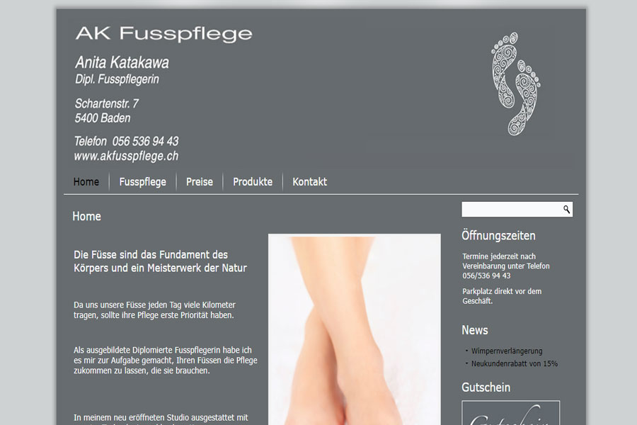 web-updates-kmu-gmbh-wuk-ch-kundenprojekte_AK-Fusspflege