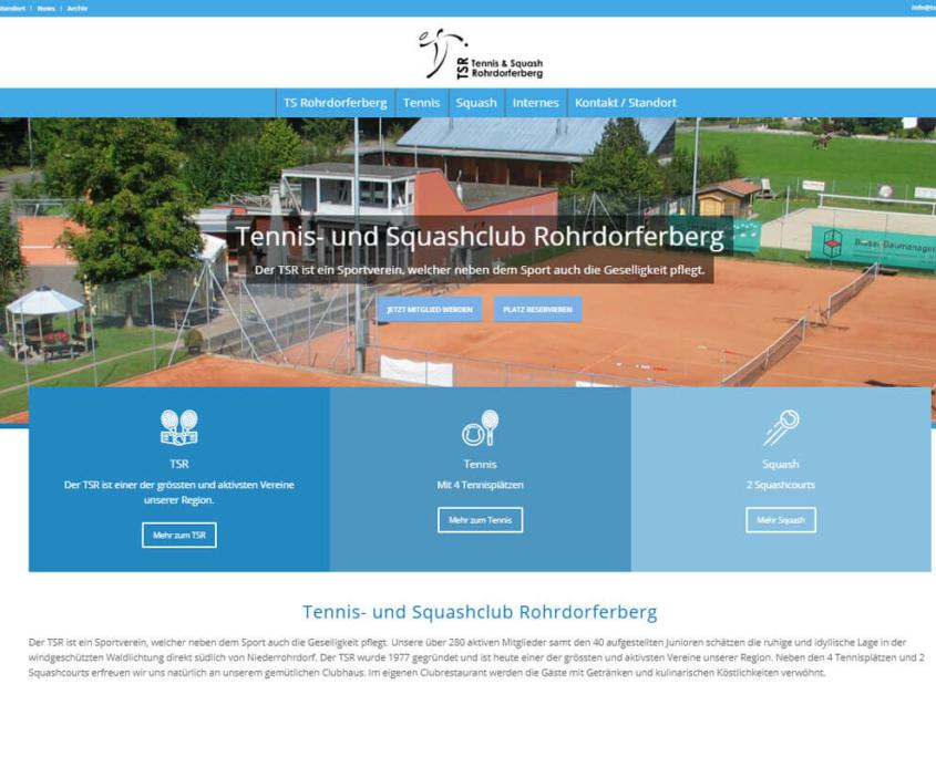 web updates kmu GmbH-wuk-WordPress und SEO Agentur - Relaunch TS-Rohdorferberg