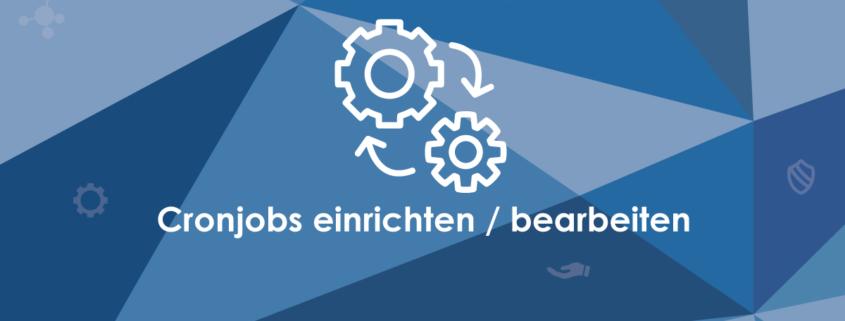 web updates kmu GmbH-wuk-WordPress und SEO Agentur Cronjobs einrichten bearbeiten